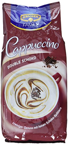 KRÜGER Family Cappuccino Double Schoko (1 x 0.5 kg)