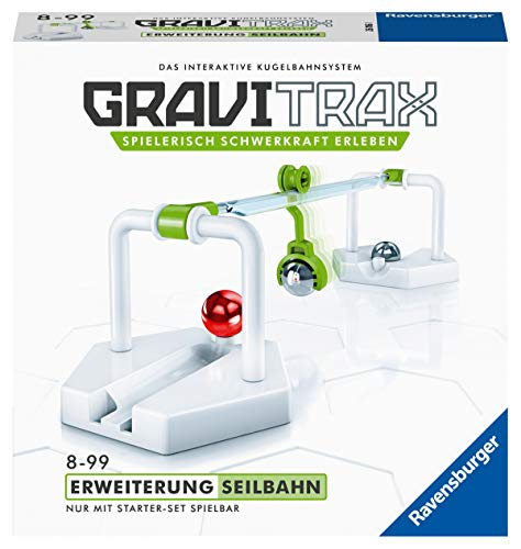 Ravensburger GraviTrax Erweiterung Seilbahn -...