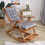 Ginrly Cojín Chaise Lounge Acolchado Cojín de...