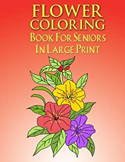 Best large flower coloring pages Reviews