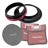 WonderPana FreeArc Core - Rotating Filter System Holder Core Unit Only for Tamron 15-30mm SP F/2.8 Di VC USD Wide-Angle Zoom Lens (Full Frame 35mm)