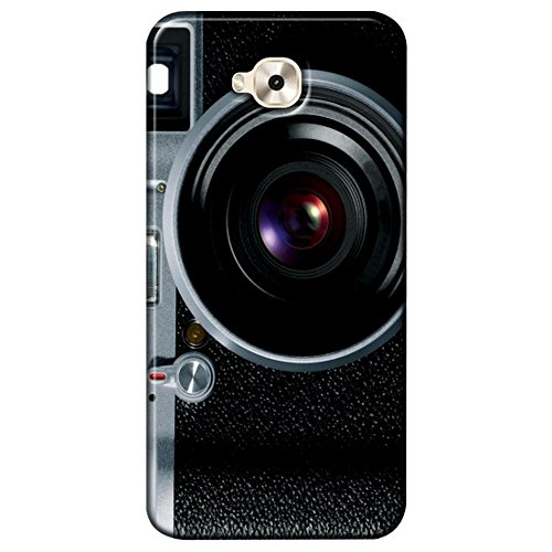 Capa Personalizada para Asus Zenfone 4 Selfie Pro 5.5 ZD552KL - Câmera Fotográfica - TX51