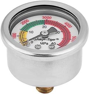 KIMISS Universal 40mpa Manometer Hochdruckpumpen Baugruppe für Motorrad Automotive