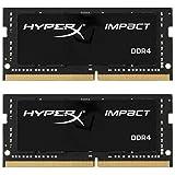HyperX Impact DDR4 HX426S15IB2K2/32 Memory 2666 MHz CL15...