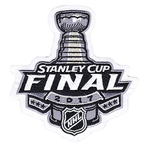 2017 Stanley Cup Final NHL Eishockey Patch / Aufnäher