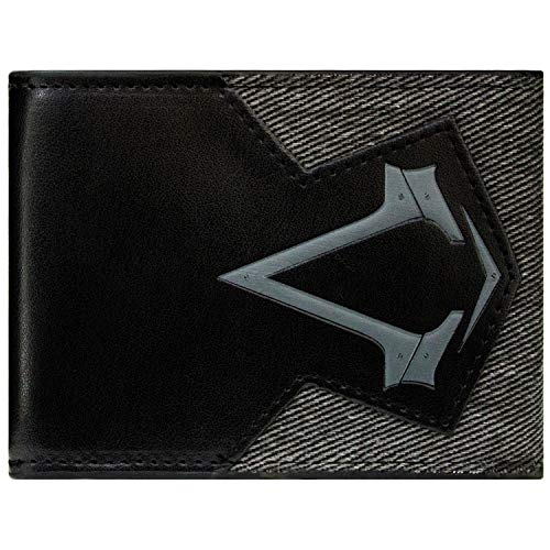 Cartera de Ubisoft Assassins Creed Syndicate Gris
