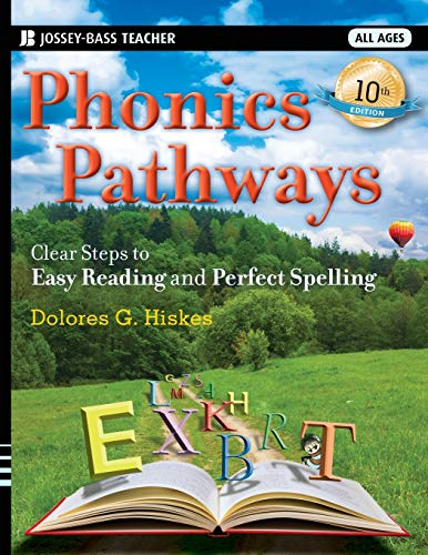 Top 10 spelling through phonics used books for 2021