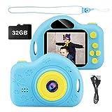 Kids Camera, WIMKEN Digital Video Camera Gift for Age 3 4 5 6