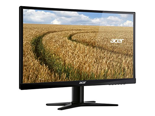 Acer G247HYL bmidx 23.8-Inch IPS Full HD (1920 x 1080) Widescreen Zero Frame Monitor with Built-in Speakers (VGA, DVI & HDMI ports)