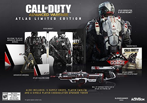 Call of Duty: Advanced Warfare Atlas Limited Edition - PlayStation 4