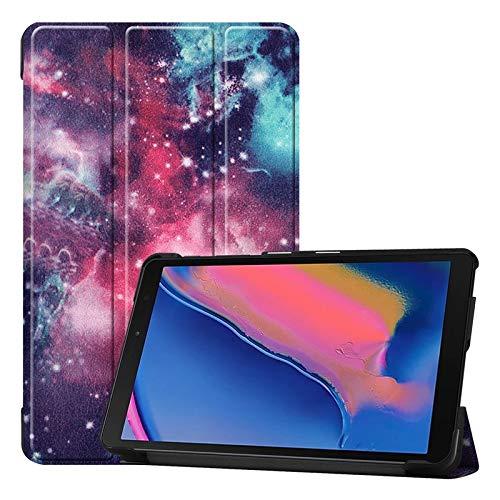 USPANDI Funda para tablet Samsung Galaxy Tab A de 8 pulgadas, modelo SM-P200/SM-P205, diseño de mariposa y diente de león (patrón: 2)