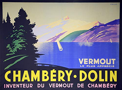 Dolin Vermouth de Chambéry ROUGE (1 x 0.75 l) - 2