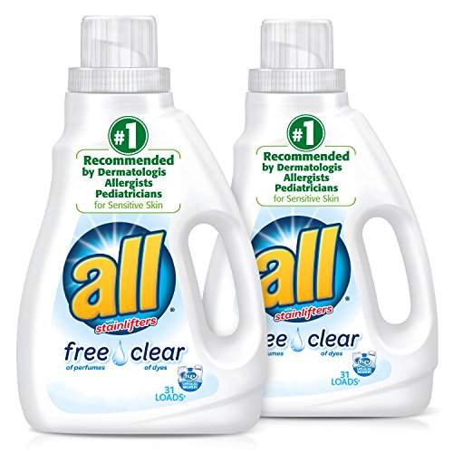 Product Image of the All Liquid Laundry Detergent