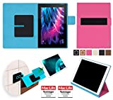 Hülle für Medion Lifetab S10366 Tasche Cover Case Bumper | in Pink | Testsieger