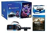 Playstation VR Resident Evil 7 Pack + VR Worlds + Camara V2