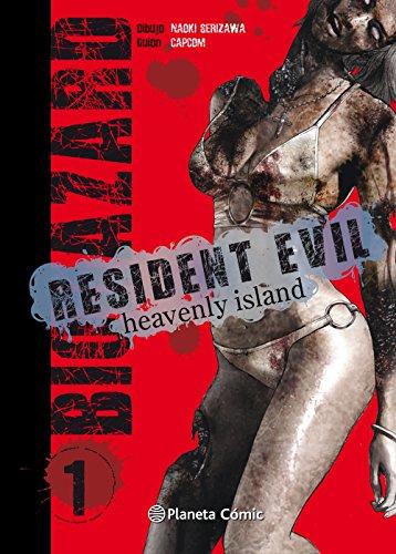 Resident Evil Heavenly Island nº 01/05 (Manga Seinen)