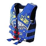 VisvimQ Manner Schwimmweste für Kinder Kinder Schwimmweste zum Schwimmen Kajak Schwimmwesten Jacken Jungen & Mädchen Wassersport Sicherheitsausrüstung