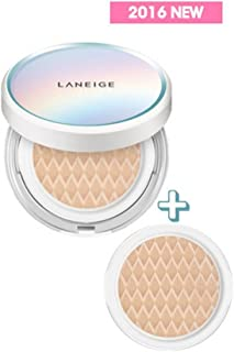 """ 2016 NEW "" LANEIGE BB Cushion [Pore Control] 15g + Refill 15g (#11 Porcelain)/ラネージュ BBクッション [ポアコントロール] 15g + リフィル 15g (#11 Porcelain)"