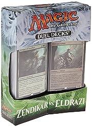 professional Magic: The Gathering 13372 Duel Deck MTG: Zendikar vs.Eldrazi, colorful
