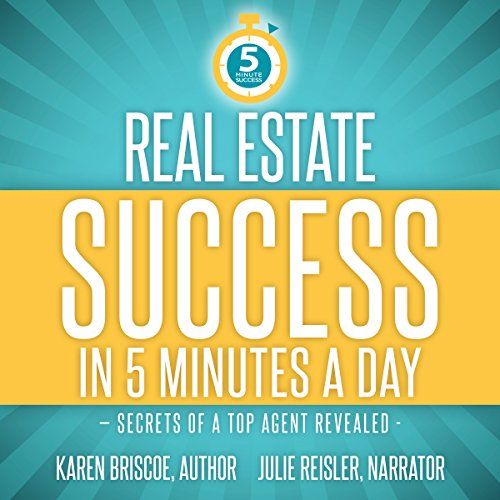 Real Estate Success in 5 Minutes a Day cover art