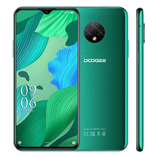 Smartphone, DOOGEE X95 telefono movil, pantalla de 6,52 pulgadas, 16GB + 2GB...