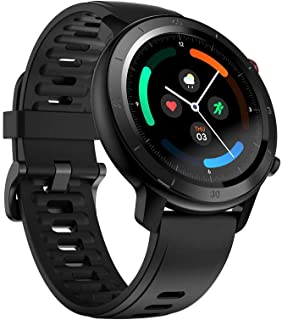 TicWatch GTX Fitness Smartwatch for Men Women, with 10 Days Battery Life, IP68 Swimming Waterproof, Heart Rate Monitoring,...