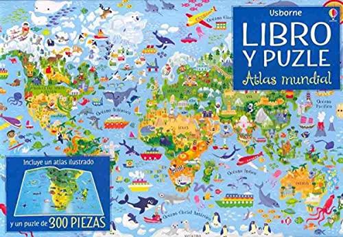 Atlas mundial (Libro y puzle)