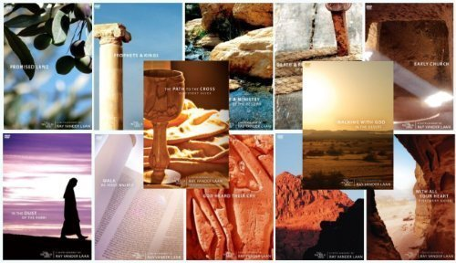 Faith Lessons DVD Library, Vol 1 - 12 That The World May Know