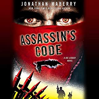 Assassin's Code audiobook cover art