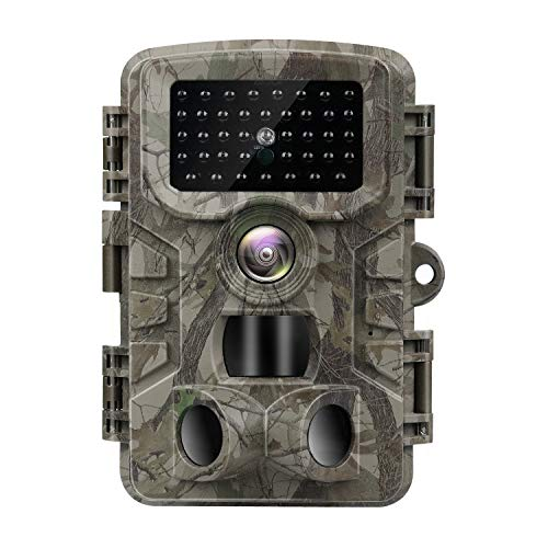 VANBAR Wildkamera 20MP 1080P Full HD...