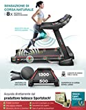 Zoom IMG-2 sportstech tapis roulant professionale f37