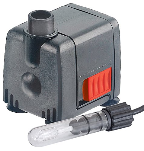 Pumpe 320 L von seliger® Zimmerbrunnen-Pumpe Brunnen-pumpe mit Licht