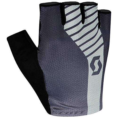 Scott Aspect Gel 2021 - Guantes cortos para bicicleta, talla XXL, color negro y gris