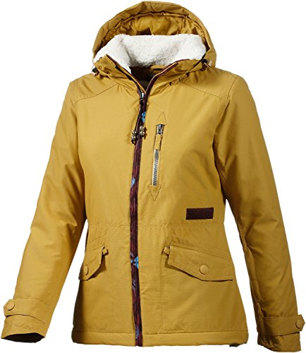 BILLABONG Damen Skijacke Alpha S Gelb - Mustard