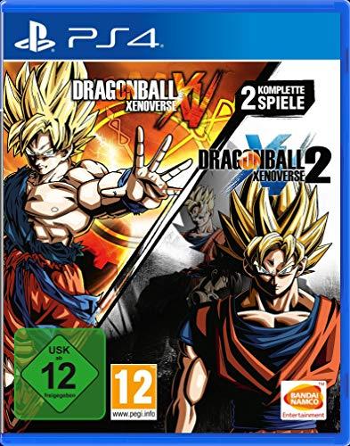 Dragon Ball Xenoverse 1 + Xenoverse 2 - PlayStation 4 [Importación alemana]