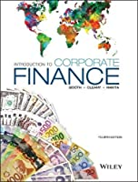 Introduction to Corporate Finance, 4th Edition Front Cover