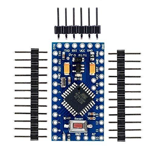 UIOTEC ATMEGA328P Pro Mini Module 328 Mini ATMEGA328 3.3V/8M 3.3V 8MHZ para arduino