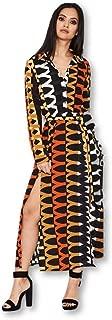Best orange aztec maxi dress Reviews