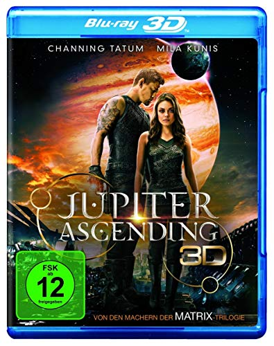 Jupiter Ascending [3D Blu-ray]