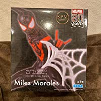 marvel 80th Miles moralesフィギュア