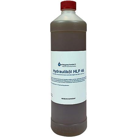 Hydrauliköl Hlp 46 Iso Vg 46 Nach Din 51524 Teil 2 1 Liter Auto
