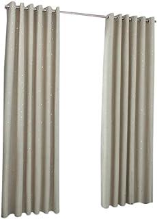 "Bundle of 2, Goolsky Blackout Curtains Sliding Patio Door Curtain for Living Room Window Patio Door 51""X40"" 1 Panel"