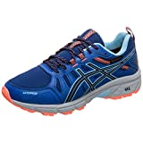 ASICS Gel-Venture 7 Waterproof Women's Trail Running Shoes - AW19-40.5 EU Blue