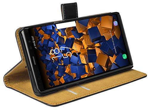 mumbi Tasche im Bookstyle für Samsung Galaxy Note8 Tasche