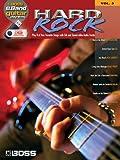 Hard Rock: Boss Eband Guitar Play-Along, Includes USB Flashdrive: Boss Eband Guitar Play-Along Volume 3
