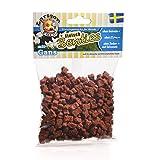 LARSSON ® | Fleisch-BENTIES Kauartikel - Fleisch-GANS Hunde Snack Leckerlie 150gr