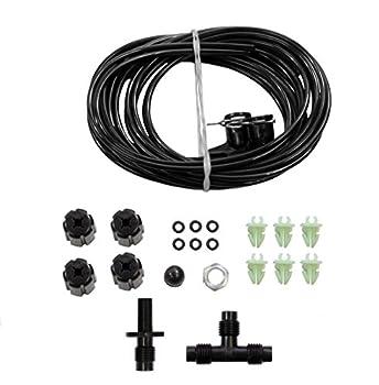 air shock hose kit
