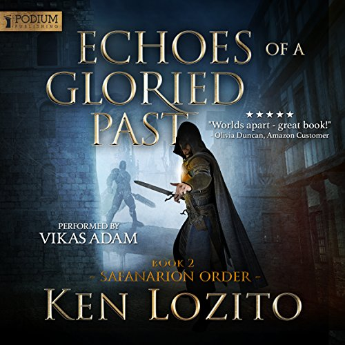 Echoes of a Gloried Past cover art