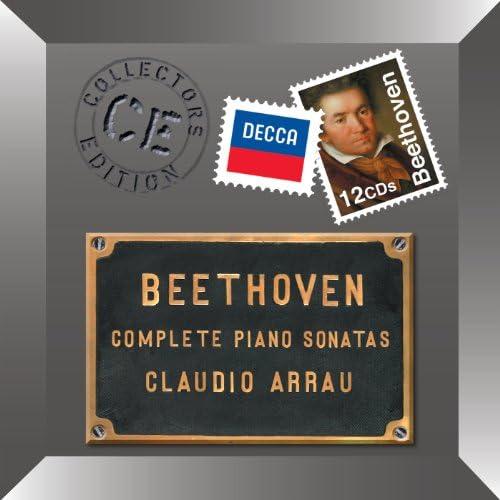 Claudio Arrau & Ludwig van Beethoven