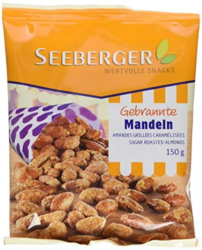 Seeberger Gebrannte Mandeln, 12er Pack (12 x 150 g)